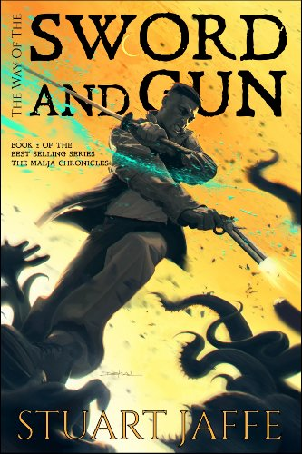 The Way of the Sword and Gun (The Malja Chronicles Book 2) (English Edition)