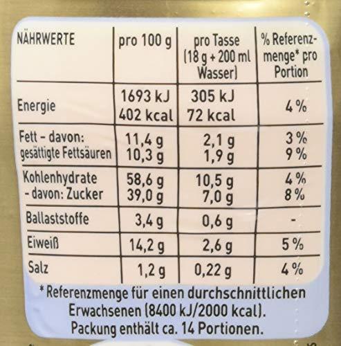 NESCAFÉ GOLD Typ Latte, löslicher Bohnenkaffee aus erlesenen Kaffeebohnen, koffeinhaltig, mit extra viel Schaum, Menge: 5er Pack (5 x 250 g)