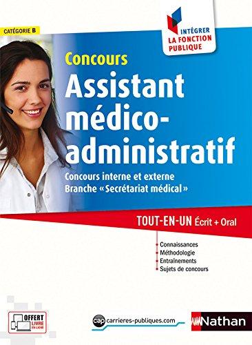Concours Assistant médico-administratif - Catégorie B par Annie Godrie