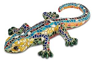 Katerina Prestige-Figura Lagarto Mosaico, na0749