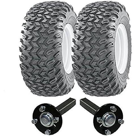 pesante rimorchio ATV kit - Quad rimorchio - ruote Wanda + Steelpress produzione assi hub / stub, Heavy Duty 900kg