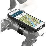 Wicked Chili Support vélo 843275Quick Mount 3.0avec housse anti-pluie (ipx3, modèle 2017, éclaboussure, prise casque) pour Samsung Galaxy A3(2016) sm-g386A310Noir