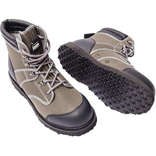 Leeda Volare Rubber Sole Wading Boots**Sizes 8 - 12**Fly Fishing Trout Salmon Game Coarse Boot