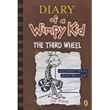 [Diary of a Wimpy Kid: The Third Wheel (Diary of a Wimpy Kid (Hardcover) #07) - Street Smart Select [ DIARY OF A WIMPY KID: THE THIRD WHEEL (DIARY OF A WIMPY KID (HARDCOVER) #07) - STREET SMART SELECT ] By Kinney, Jeff ( Author )Nov-13-2012 Hardcover