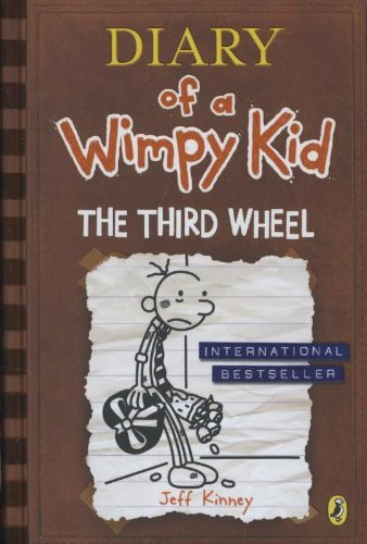 Diary of a Wimpy Kid: The Third Wheel (Book 7) by Jeff Kinney (2012-11-14)