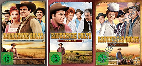 Volume 1-3 (21 DVDs)