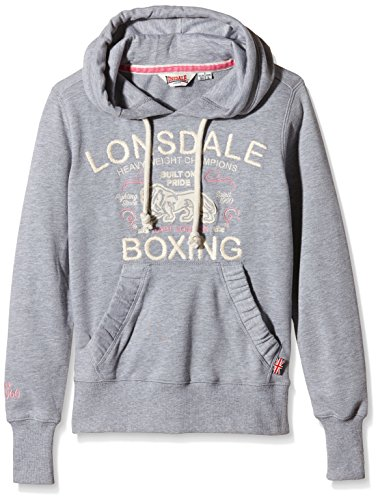 lonsdale-london-sudadera-con-capucha-para-mujer-camiseta-hawk-hurst-gris-gris-jaspeado-tallaxs