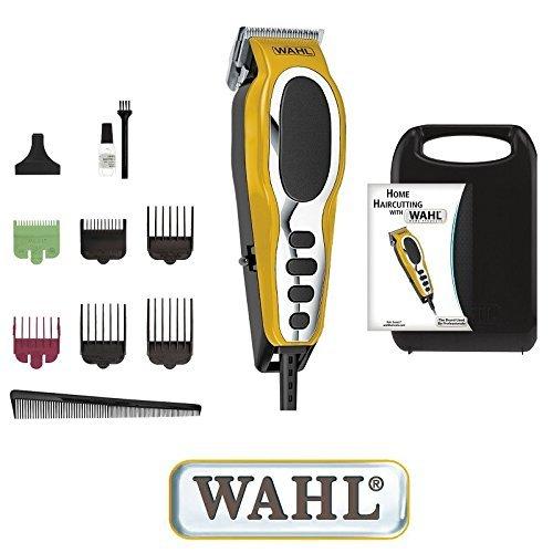 Wahl Haarschneider / Multigroomer, für kurze Haarschnitte 0,4mm (Glatze + Body) + Aufsätze: 1,5-13mm. 243801