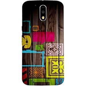 Hamee Printed Hard Back Cover / Case for One Plus 3T / OnePlus 3T Design 2