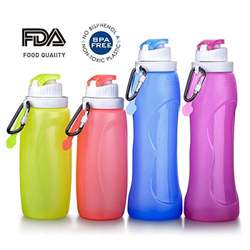 faltbare-trinkflasche-chialstar-silikon-wasserflasche-familie-set-mit-4-stck2320ml2500ml-bpa-frei-fd
