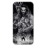 Featuring Aquaman compatibile con iPhone 55S se morbido custodia protettiva un sacco di design opzioni iPhone 5 5s SE A) Black and White