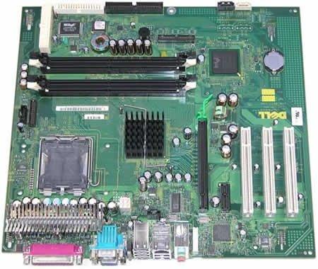 Dell - System Board Gx280 Smt - Y5638