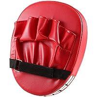 Erduo Almohadillas de Objetivo de puño de Mano Flexible Sanda Taekwondo Entrenamiento de pie Muay Thai MMA Boxeo de Mano Objetivo Karate Kung fu Pad