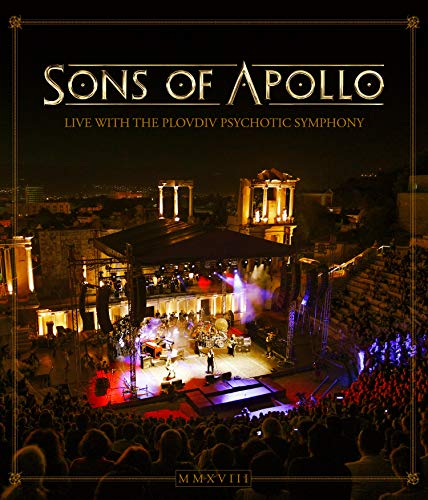 Sons of Apollo - Live with the Plovdiv Psychotic Symphony [Blu-ray] -