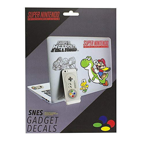 Nintendo - Super Nintendo SNES - Aufkleber | Offizielles Merchandise