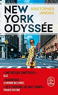 New York odyssée par Kristopher Jansma