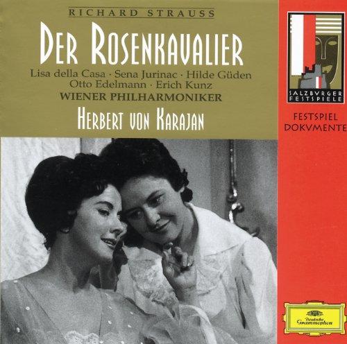 """R. Strauss: Der Rosenkavalier, Op.59 / Act 3 - """"Ist ein Traum, kann nicht wirklich sein"""" (Live)"""