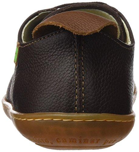 Inyectados Y Vulcanizados S.A  N296 Soft Grain El Viajero, chaussures Derby mixte adulte Marron (Brown)