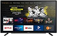 Grundig Vision 6 - Fire TV Edition (32 VLE 6010) 80 cm (32 Zoll) Fernseher (Full HD, Alexa-Sprachsteuerung, Ma