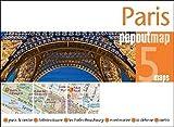 Popout Map Paris (Popout Maps)