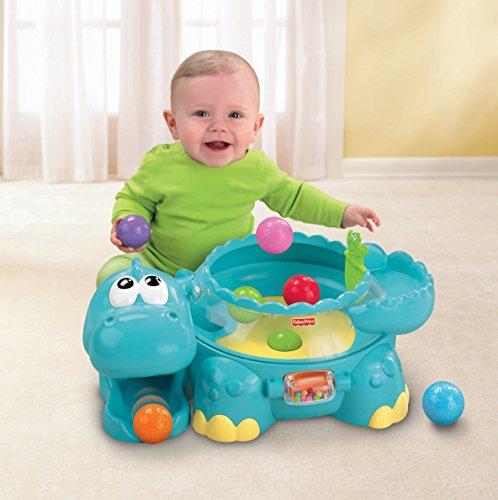 Imagen 10 de Fisher-price Go Baby Go Poppity Pop Musical Dino