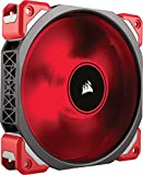 Corsair CO-9050042WW ML120 120 mm PRO LED Magnetic Fan - Red