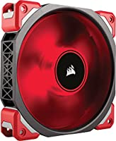 Corsair ML120 PRO LED delivers unrivaled performance and silence by utilizing magnetic levitation technology and a custom rotor design. The innovative design provides both high static pressure and high air flow, with an ultra-low friction mag...