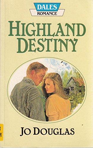 book cover of Highland Destiny