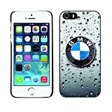 Nice Pattern Coque Pour Iphone 5 5s- BMW Logo Print Cover Coque Pour Iphone 5