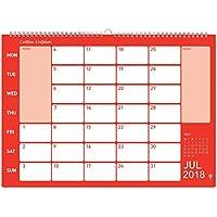 Collins Colplan 2018 A3 Monthly Memo Calendar