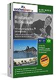 Brasilianisch-Businesskurs mit Langzeitgedächtnis-Lernmethode von Sprachenlernen24: Lernstufen B2+C1. Brasilianisch lernen für den Beruf. Software PC CD-ROM für Windows 10,8,7,Vista,XP/Linux/Mac OS X
