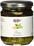 Feinkost Käfer Pesto Basilikum, 2er Pack (2 x 190 ml)