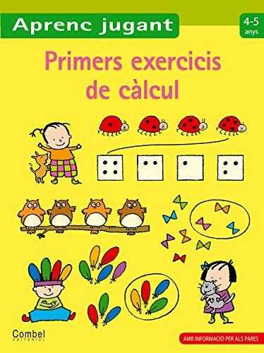 Primers exercicis de càlcul 4-5 anys (Aprenc jugant)