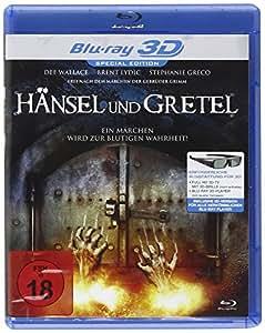 Hänsel und Gretel [Blu-ray 3D] [Special Edition]
