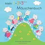 Mein 1-2-3 Mäuschenbuch - Erstes Zählen von 1 - 10