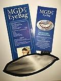 MGDRx EyeBag® Wärmemaske für Blepharitis, trockene Augen und meibomsche Drüsendysfunktion (MGD) – deutsche Version