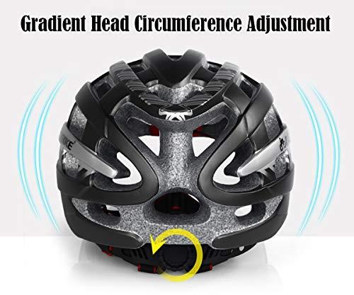 Zoom IMG-1 grist cc casco bici da