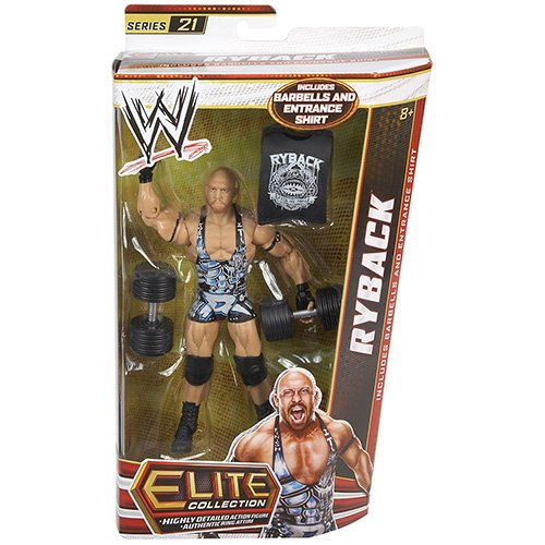 WWE Elite Series 21 Ryback - Wwe Ryback Kostüm