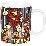 Iron Man Mug, Marvel Comics