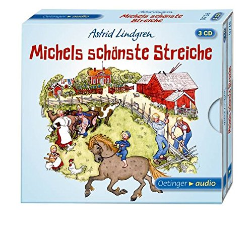 Michels schönste Streiche (3 CD): Lesungen, ca. 146 min.: Alle Infos bei Amazon
