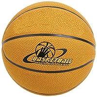 CN De Gama Alta de Primera Capa de Baloncesto de Piel de Vaca No. 7 artículos Deportivos de Bola Azul Deportes al Aire Libre,Amarillo,Numero 7
