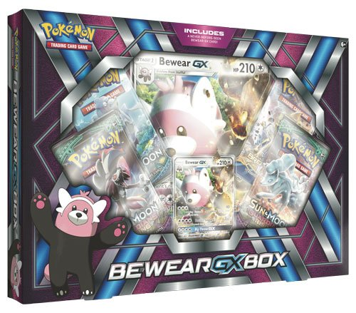 Konami Pokemon Set Bewear-Gx Italiano