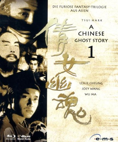 Bild von A Chinese Ghost Story 1 [Blu-ray]