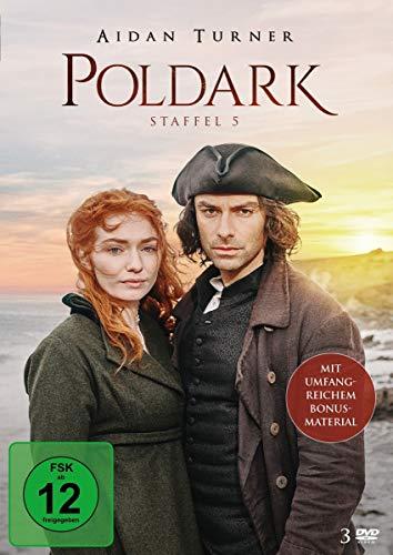 Poldark Staffel 5 (Standard Edition) [3 DVDs]