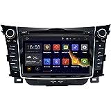 Generic7pulgada coche reproductor de DVD para Hyundai i30201220132014NEW con GPS navegación móvil Multimedia