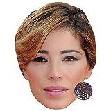 Aída Yéspica Masques de Célébrités