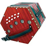 Scarlatti Accordions AP20-9 - Acordeón de botones