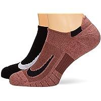 Nike 2Pares Calcetines para Zapatillas Deportivas, otoño/Invierno, 2 Parejas, Unisex Adulto, Color Multi-Colour, tamaño L/EU 42-46