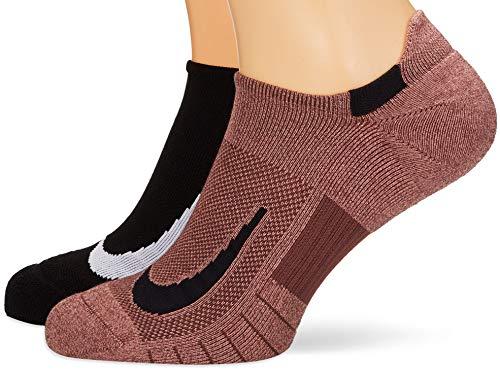 Nike Unisex Erwachsene Colosseum 1 Sneakersocken (2 Paar), Mehrfarbig (933), L/EU 42-46