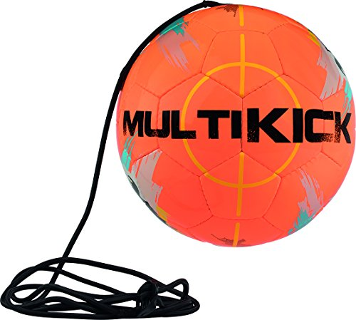 Derbystar Multikick Pro, 5, orange gelb, 1068500750 -